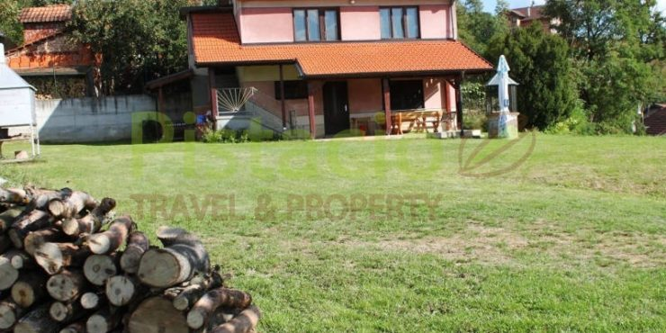 For Sale, Zagreb, Oporovec, building land & house