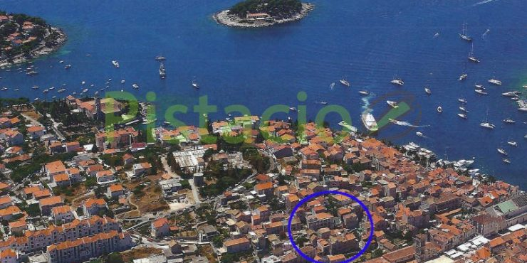 Stone house for sale, island Hvar 254.54 sqm