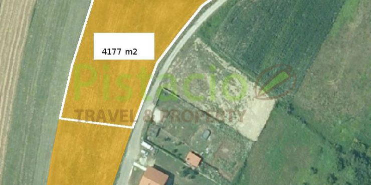 Building plot for sale Stupnik, Zagreb, with 4177 sqm
