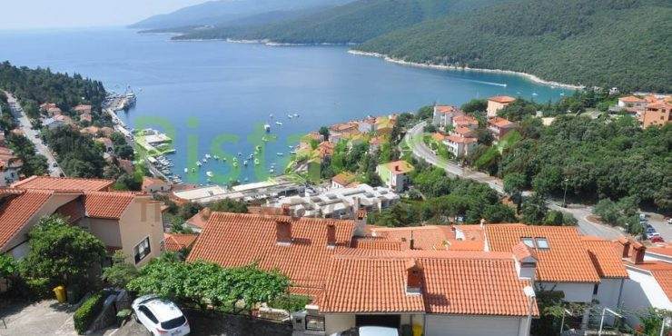Apartment house for sale Rabac Istria sea view