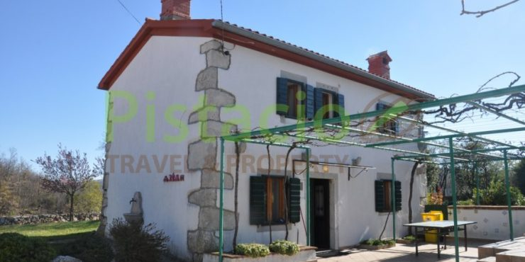 House for sale Istria Labin surroundings 110 sqm